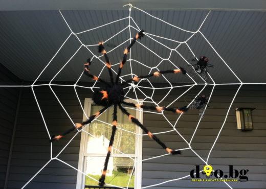 Как се плете мрежа