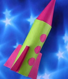 как се прави ракета