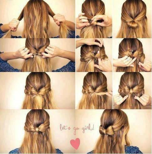 прически за дълги коси