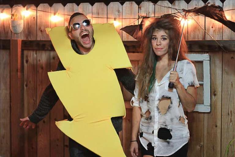 костюм за хелоуин