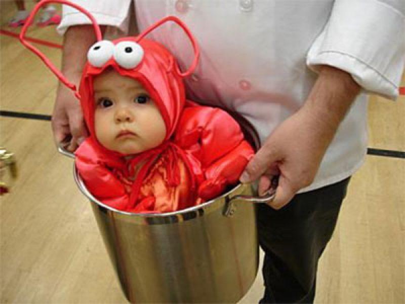 Детски хелоуин костюм