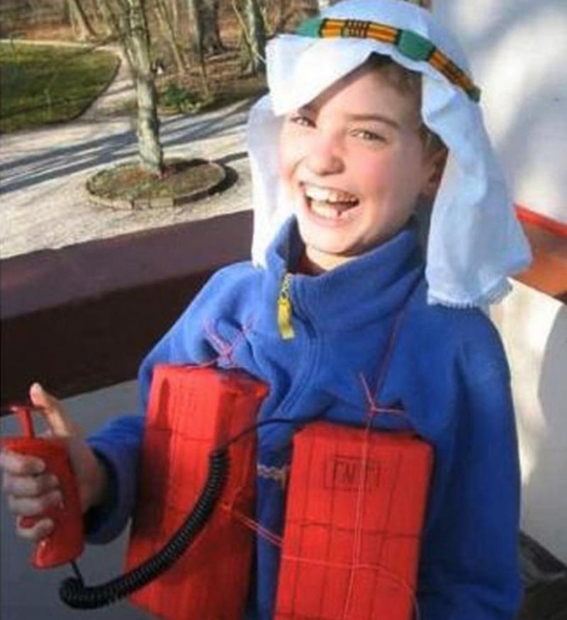 Kostum za helouin
