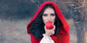 red hat halloween