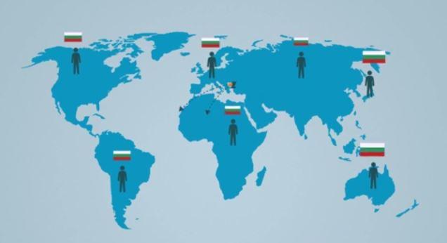Вицове за българи в чужбина