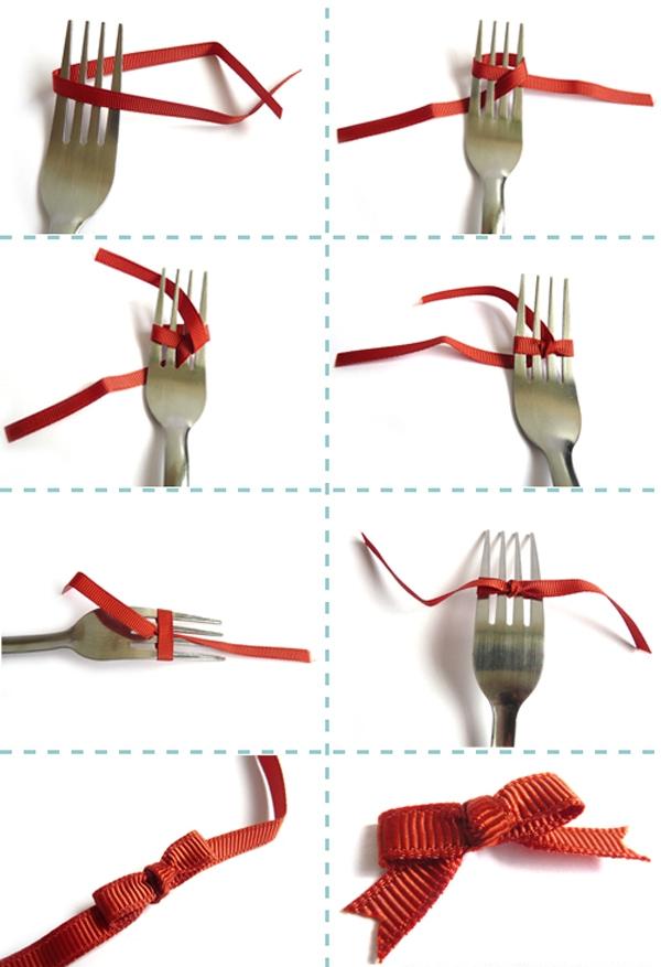 Как се прави панделка
