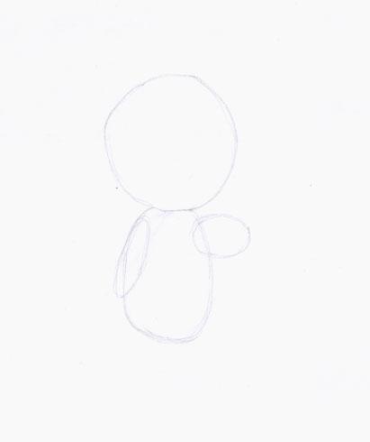 Как да нарисуваме Маша