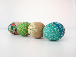 Начини за боядиване на яйца