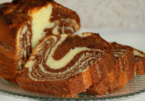 Рецепта за мраморен кекс