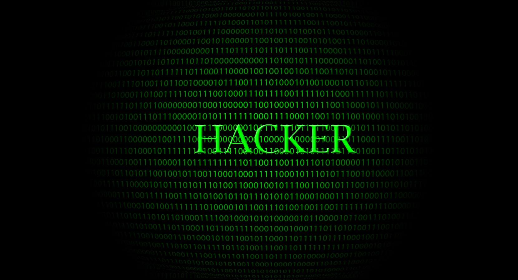Тапет за десктоп хакер
