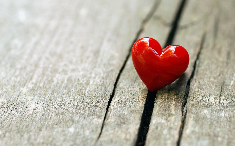 Тапет за десктоп сърце