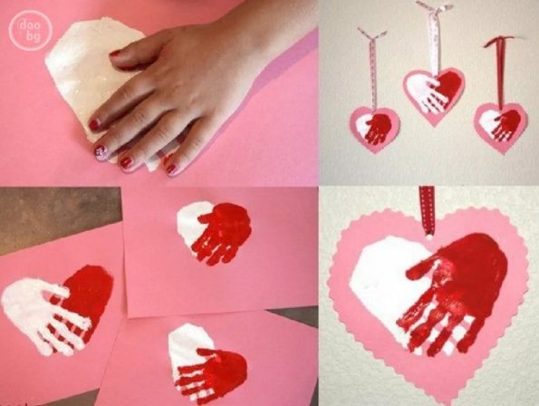 Валентинка за деца