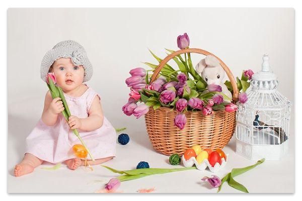 Картинки за рождени дни с бебе