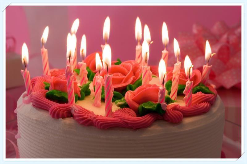 Торта картинка за рожден ден
