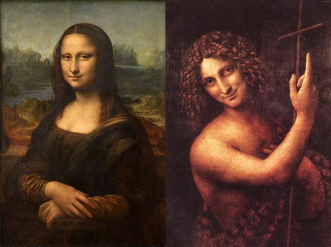 Любовник на Леонардо Да Вични